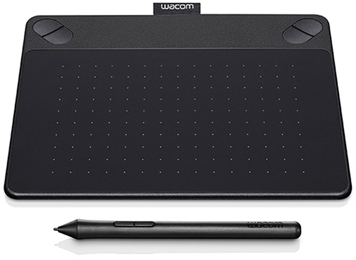 TAVOLETTA GRAFICA WACOM INTUOS PHOTO  CTH-490PK-S A6 Wide (Area Attiva 152 x 95mm) + Penna - USB