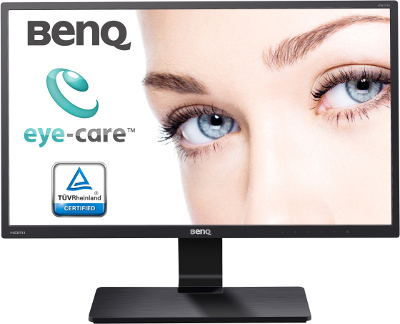"Monitor BENQ GW2270 21.5"" Led - 20.000.000:1 - 5ms - VGA"
