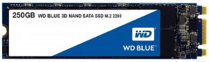 SSD M.2 WD Blue 250GB WDS250G2B0B - Lettura (max) 550 MB/s - Scrittura (max) 525 MB/s.
